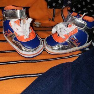 *RARE* Fila Infant Soft Bottom Shoes